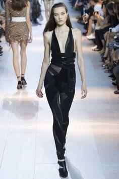 Roberto Cavalli Spring 2016 Ready-to-Wear Fashion Show - Julia Nobis