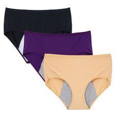 4 set culotte slip slips-shorts sous-vêtements coton ono-16