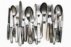 Table silver by Tokkari. www.tokkari.com Tableware, Silver, Dinnerware, Tablewares, Dishes, Place Settings, Money