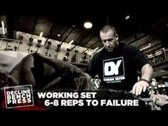 """Dorian Yates' Blood & Guts Trainer: Chest & Biceps - Bodybuilding.com ...  Muscle & Fitness - Daily Workouts, Train Large, Eat Large & Live Large ... Welcome to GINCZEK ATHLETICS ... """"BEAUTY & FASHION"""", """"FITNESS, BODYBUILDING and POWERLIFTING"""" ...   http://www.biguseof.jimdo.com/"""