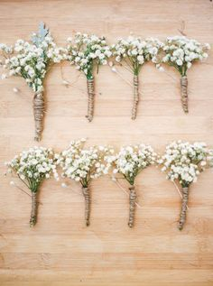 baby's breath with viking mum arrangement - Google Search