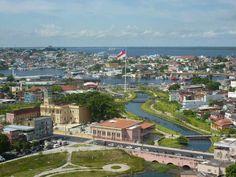 Ponte Romana / Manaus - AM