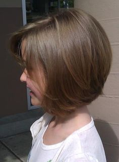 Inverted bob.  I could consider this.