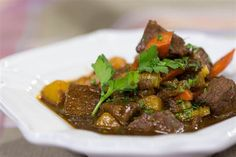 TODAY Show: Charlie Palmer cooks a delicious beef stew in Studio 1A -- March 11, 2015. http://www.today.com/food/make-30-minute-beef-stew-hearty-dinner-2D80540750