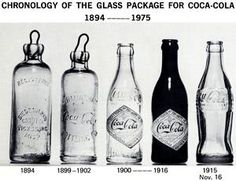 12 March 1894 - Coca-Cola is sold in bottles for the first time in Vicksburg, Mississippi.