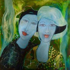 #women of my world # by# Britt Boutros Ghali
