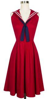Trashy Diva Sailor Dress