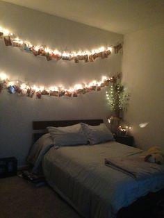 diy photos and lights bedroom idea bedroom lighting ideas ideas