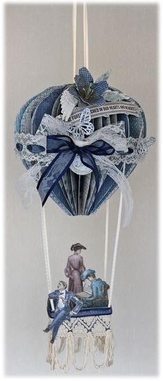 Hot Air Balloon - Scrapbook.com