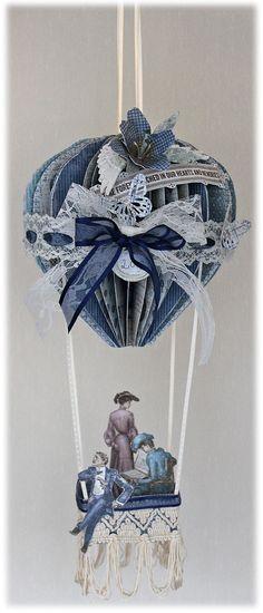 Hot Air Balloon - Scrapbook.com