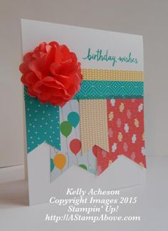 Cotton Paper Flowers OH MY! by Technique_Freak - Cards and Paper Crafts at Splitcoaststampers
