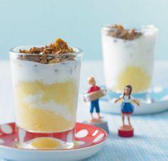 Apfelmus-Müsli - Gesunde Rezepte zum Frühstück - 9 - [ESSEN & TRINKEN]