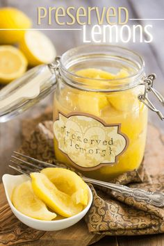 Don't spend more than you should on ready-made Preserved Lemons. Learn how to make your own at home. You won't believe how easy it is...