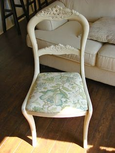 The Newest of Old: Annie Sloan Chair