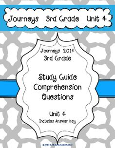Free guide to using journeys reading supplements for third grade updated now with answer key you asked for it and here it is fandeluxe Gallery