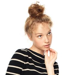 From Top Knots to Sock Buns: Buns Hairstyles For Any Occasion | Beauty High