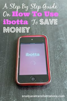 Ever wondered just how to use the ibotta app, or just how it will save you money? Here is a step by step guide to ibotta. Psst.....you don't need a smartphone to use this app.