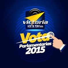#Parlamentarias2015 #Elecciones #VOTO #Votar #VOTA #Periodista #Periodismo #Radio #Cobertura #Parlamentarias #CNE