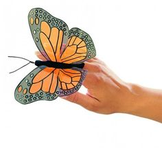 vingerpop vlinder - Google zoeken