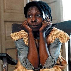 One of Whoopie's first stand-up comedy routines on HBO made you think about the experiences and pain of the characters she portrayed, you laughed but you felt guilty.  The Color Purple proved again the remarkable talent she is.