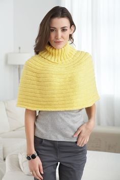 Caron International | Free Project | Just Enough Cape