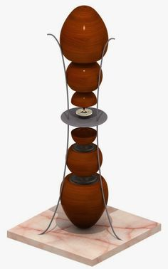 Mono and Stereo High-End Audio Magazine: Pino Erovereti Omnidirectional speakers
