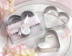 Find More Event & Party Supplies Information about Free shipping Wedding suppliers Silver Stainless Steel Lovely Mother & Baby Bird Cake and Cookie Cutter Mold bridal gifts,High Quality Event & Party Supplies from Wedding-Gifts's Store on Aliexpress.com