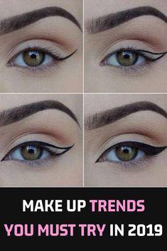 Simply click the link for more winter makeup Formal Makeup, Glam Makeup, Diy Makeup, Makeup Tips, Beauty Makeup, Makeup Style, Brown Eyeshadow Looks, Manicure, Nails