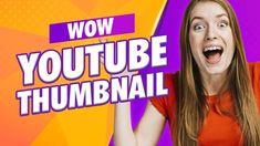 Youtube Thumbnail Creator, Thumbnail Design, Youtube Gamer, Youtube Youtube, Septum, Youtube Quotes, Life Hacks Youtube, Design Youtube