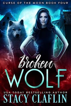 Broken Wolf cover reveal