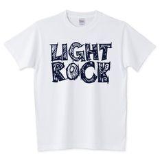 ライトロック   デザインTシャツ通販 T-SHIRTS TRINITY(Tシャツトリニティ)