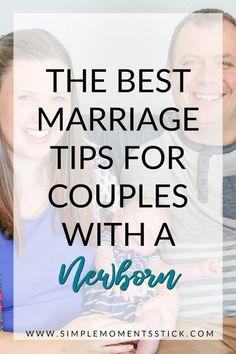 Check out these practical marriage tips for couples with a newborn. These marriage tips for couples with kids are simple but powerful!
