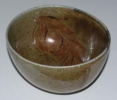 Bente Hansen, Royal Copenhagen, Denmark. Bowl in stoneware.