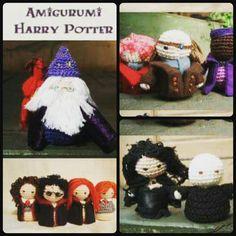 ludmillasalles_:: Nao to sabendo lida com isso   Tenho que fazer isso o quanto antes... #amigurumi #croche #queromuito #miniaturinhas #harrypotter #hermionegranger #ronyweasley #ginaweasley #dumbledore #belatrixlestrange #voldemort #alastormoody #kingsley #amomuitotudoisso #toencantada #precisodisso #magia #hogwarts #amagianuncaacabará