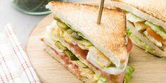 Club sandwich royal au poulet