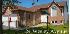 *SOLD!*  This spacious 3-bedroom home is located on a quiet cul de sac on family-friendly, convenient Wesley Avenue near beautiful Wasaga Beach's Main Street close to Stonebridge Plaza shopping, restaurants, trails, schools and the world's longest freshwater beach!
