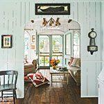 old cottage restored