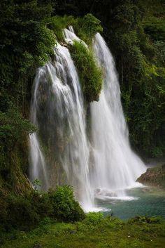 682 Cascade Pichon in Haiti. Simply stunning!