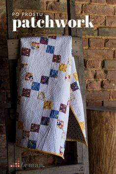 An easy quilting pattern. Lots of opportunities. Easy Quilts, Fabric Crafts, Home Accessories, Quilt Patterns, Irish, Quilting, Diy Projects, Textiles, Blanket