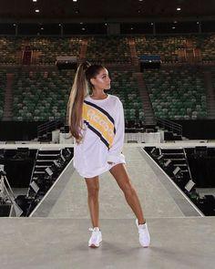 #ArianaGrande, #Photoshoot Ariana Grande - Photoshoot for Reebok September 2017   Celebrity Uncensored! Read more: http://celxxx.com/2017/09/ariana-grande-photoshoot-for-reebok-september-2017/