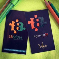 Inovando e crescendo. #agencia3b #agencia #follow #3bcomunicacao #midiasocial #like #inovar #change #good #cool #instalike #instagood #instacool #3B