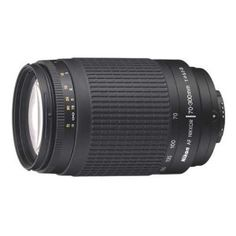 Amazon.com: Nikon 70-300mm f/4-5.6G AF Nikkor SLR Camera Lens: NIKON: Electronics