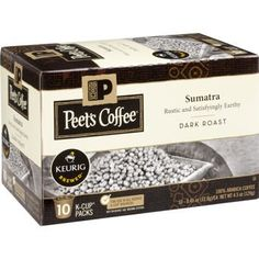 Peet's Coffee® Sumatra Blend 120 K-Cup® Pods ** Check out this great image  : K Cups