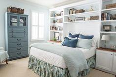 kim's coastal bedroom makeover | the reveal