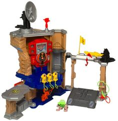 Rescue Heroes Mission Select Mountain Action Command Center * Be sure to check out this awesome product.