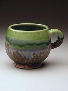 Clarice Allgood ceramics.