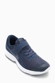 6faa2e95afe4 ... Products by Next. Boys Nike Run Revolution Velcro - Blue