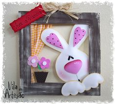 Fun Easter Home Decor Ideas for kids and adults alike Foam Crafts, Diy Arts And Crafts, Crafts For Kids, Diy Crafts, Mason Jar Crafts, Bottle Crafts, Diy Ostern, Easter Holidays, Easter Wreaths