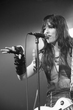 Lzzy Hale Halestorm: our generations Joan Jett!