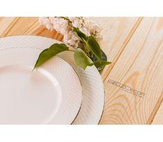 porcelana Villa Italia Bari Platin - Zestaw obiadowy
